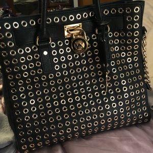 Michael Kors Grommet Bag